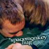 jessm78: Stargate: Spacemonkey Hug