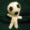 Danathar Creations: knit kodama