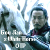 woxin white horse
