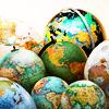 inkvoices: globes