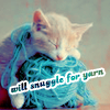 yarn kitty