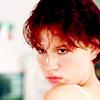 Molly Ringwald pouty glare