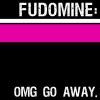 Ceci Kwon: Fudomine!omg go away