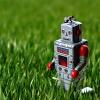grass robot