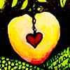 heart of a peach
