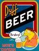 Chris McKitterick: beer Duff Beer poster