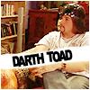 Rach: Neighbours - Toadie (Darth Toad)