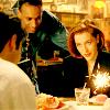 Nicola: birthday!Scully