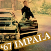 Lady Manson: spn - impala