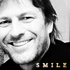 "Sean Bean ""Smile"""