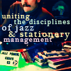 jazz + stationery management