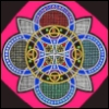 mandala, rings & grids