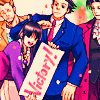 Milly: [Phoenix Wright] Victory