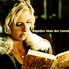 Buffy reading