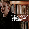 Annoying Virgin