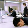 Rob: head desk