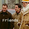 My Flame Burns Bright: Friends - TEM