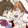 Keep on Rockin' in MIDGAR: OMG ILU [Sakura and Syaoran]