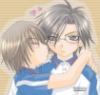 Naruki Sakurazuka: fuji kissing tezuka