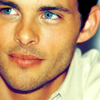 seegrim: JM blue eyes