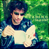reading is cool, books are good