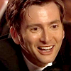 nattieb: Tennant smiling