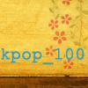 100 Kpop Icons Challenge