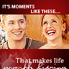 Nicole: Buffy/Dean - Life worth living