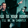 9 - go to your room