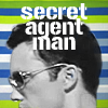Observed behaving suspiciously in Strasbourgh: BN - Secret Agent Man