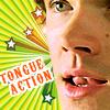 sam's tongue