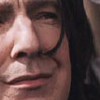 Snape close-up