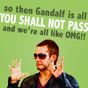 mysticalweather: Other: (scapemvrick) LOTR OMG!