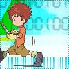 Digimon - Koushiro Speak in binary