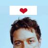 """Брошенка-Потерянка"": James - heart"