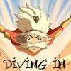 Airbender - Diving in