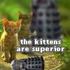 Kittens, Daleks