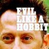 lost // ben evil hobbit