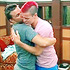 BB9 - Josh James hug 2