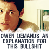 Doctor Owen Harper, Torchwood