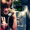 Toshiya-電話(笑)