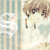 syaoran: drops of water