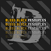 Bleed Black Resources