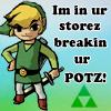 breaking potz