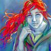 [Mood] Sad - RC Ginny, [HP] RC Ginny
