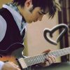 kevin heart guitar; jb cd-vu