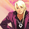 The Quiet One - RAWR >:O: Klavier - My you're awfully cute