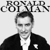 Fans of Ronald Colman
