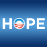 Obama Logo - Hope