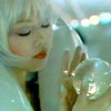 Mariko Mori crystal ball